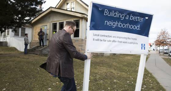 Hennepin County launches pilot program, using small businesses to renovate tax-forfeited homes