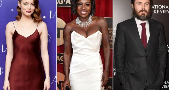 How A-listers shamelessly campaign for Oscars