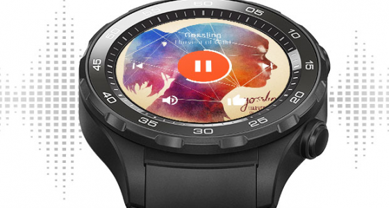 Huawei Watch 2: 4G Smartwatch With Built-In Speaker, Android Pay and Google Assistant Revealed At MWC 2017