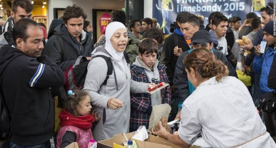 In Sweden, tensions mar pride over refugees