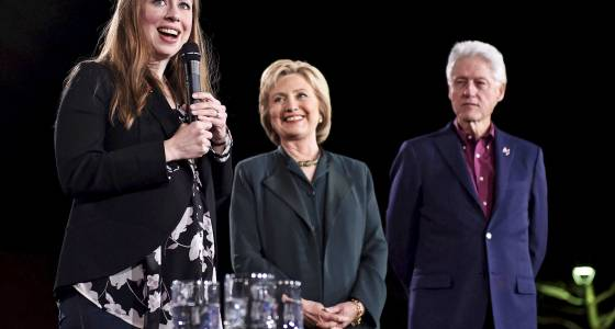 Inside Chelsea Clinton's bold new political persona