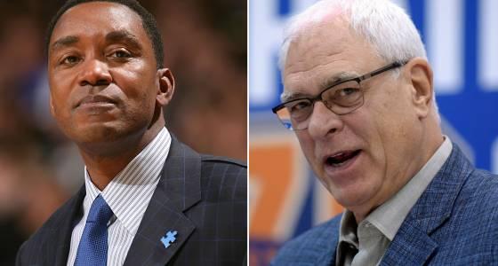Isiah Thomas vs. Phil Jackson: Breaking down Knicks' failed presidencies
