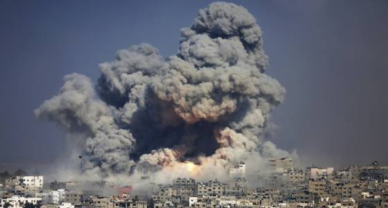 Israeli watchdog report says Netanyahu's government was ill-prepared for 2014 Gaza war