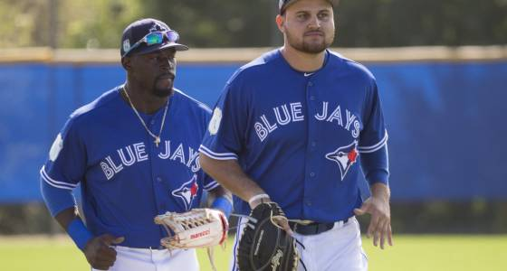 Jays' first-base forecast cloudy with a chance of Rowdy | Toronto Star