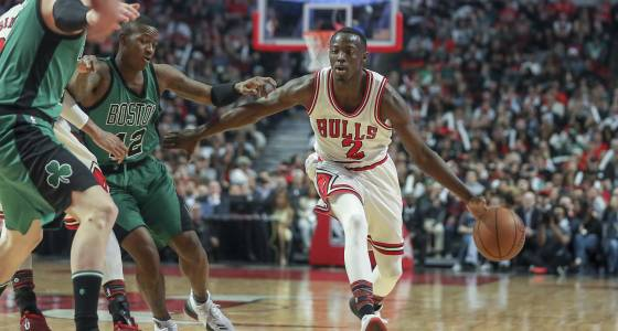 Jerian Grant shooting well from 3-point range as Bulls starter