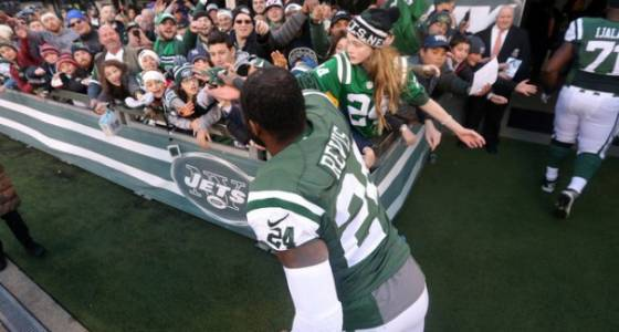 Jets cut Darrelle Revis, ending storied run with team, source confirms