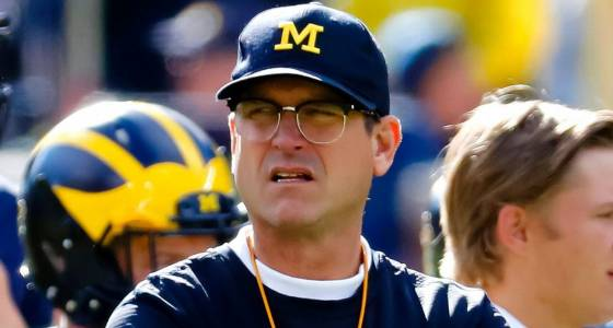 Jim Harbaugh fills out support staff, stays busy in offseason