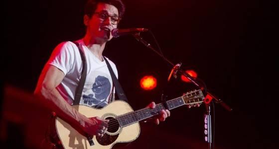 John Mayer adds Honda Center stop to his tour