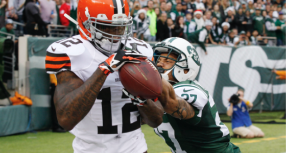 Josh Gordon applying for reinstatement to NFL; Will Eagles or Giants have interest?