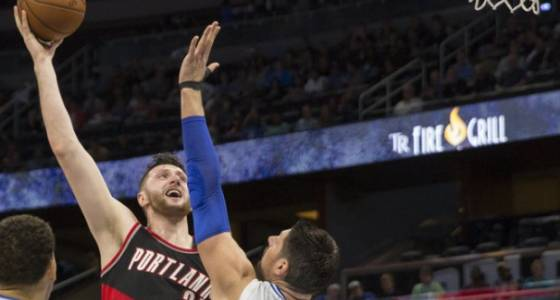 Jusuf Nurkic making plays, having fun in first games with Trail Blazers