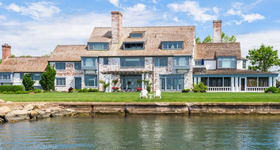 Katharine Hepburn's Connecticut estate is now cheaper