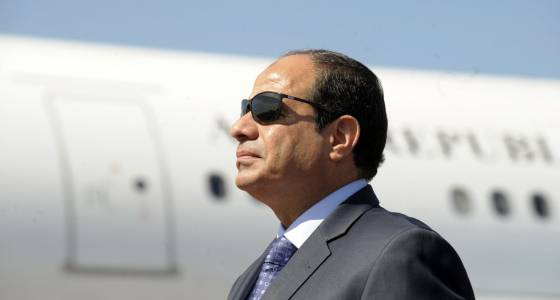 Kept out of the Obama White House, Egypt's el-Sissi to test 'chemistry' with Trump