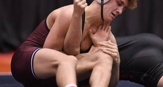 Lockport pins Montini to clinch 3A wrestling title, undefeated season