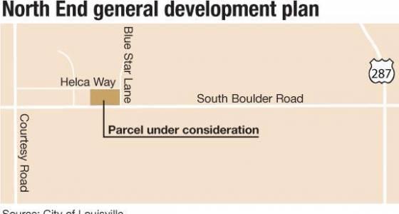 Louisville OKs amendment for North End General Development Plan