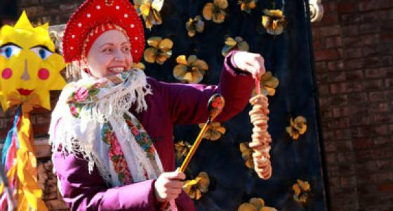 Maslenitsa: Russians celebrate defeat of winter and triumph of spring (photos)