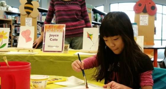 Medina County District Library news: Art in Action, Dr. Seuss' birthday, voter registration