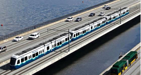 Mercer Island to sue Sound Transit, WSDOT over light rail plans