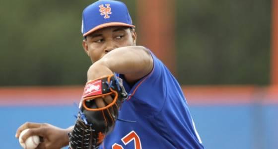Mets' Jeurys Familia makes Grapefruit League debut in loss to Astros | Rapid reaction