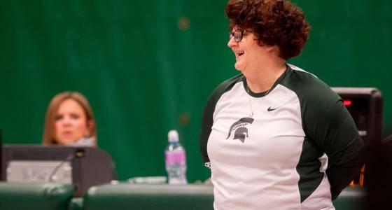MSU gymnastics coach quits after suspension