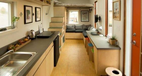 Net-zero solar powered tiny house could help ease city's affordable housing crisis (Video)