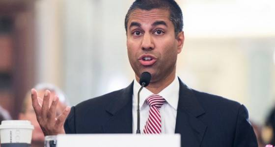 New FCC Chair Vows 'Light-Touch' Approach to Regulation
