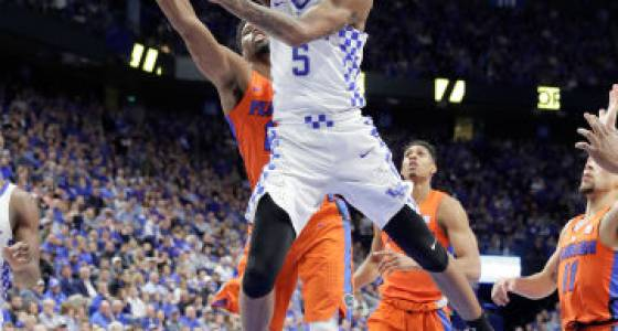 No. 13 Florida loses at No. 11 Kentucky in battle for first in SEC