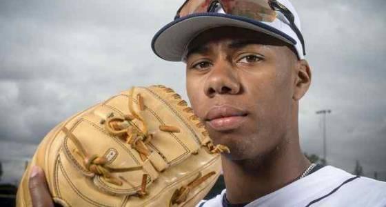 Notre Dame's Hunter Greene eyes senior year, MLB Draft