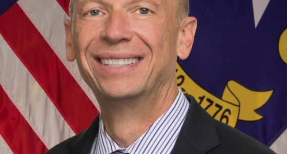 Novant Health hires former state health chief