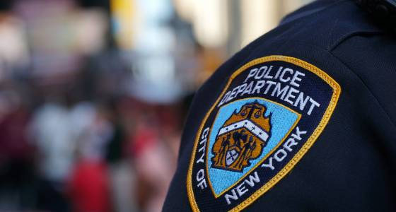 NYPD officer saves four from car wreck