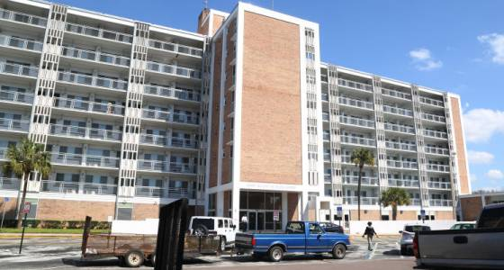 Once set for demolition, Mary Bethune apartments may rise above West River