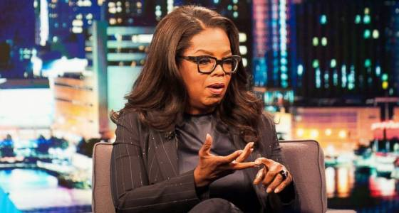 Oprah for president? Winfrey rethinks a run just after Trump win