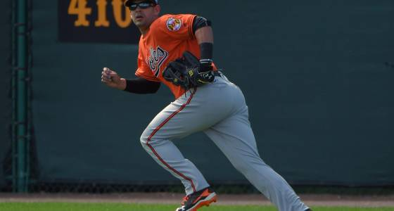 Orioles outfielder Dariel Alvarez isn't ready to switch and pitch