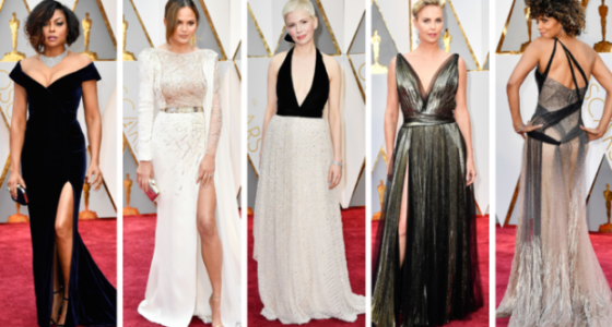 Oscars 2017: Best dressed, worst dressed -- and more boring
