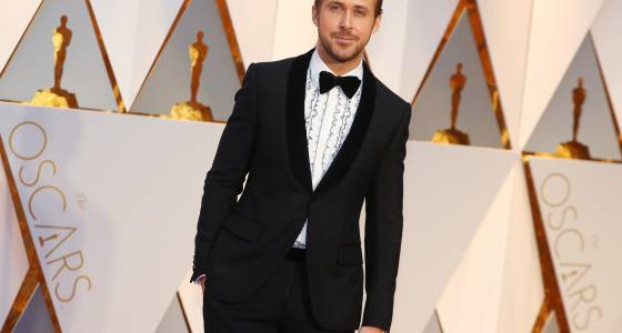 Oscars 2017: Ryan Gosling Arrives With His Sister Mandi And Not Eva Mendes