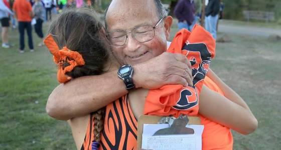 Padecky: A quarter-century of smiles for Santa Rosa cross country coach Doug Courtemarche