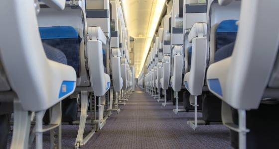 Passengers feel the squeeze as planes take off with more seats, less elbow room
