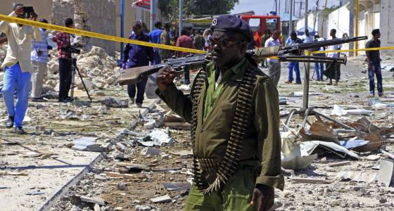 Pentagon seeks to expand fight against extremists in Somalia
