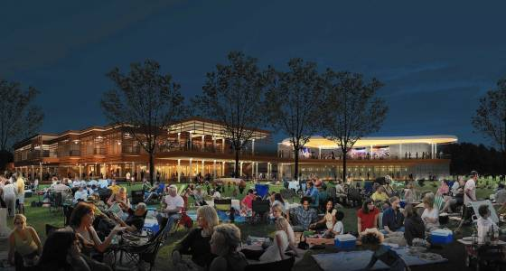 Ravinia unveils plans for interactive museum with classical bent