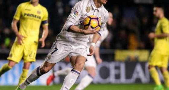 Real Madrid mount stunning recovery to stay top of La Liga