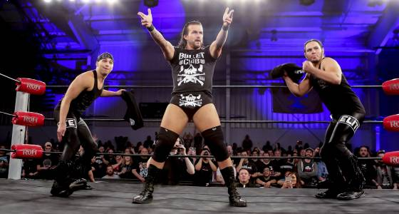 Ring Of Honor Champion Adam Cole Talks Defending His Title, Bullet Club, Dream WWE Match & More