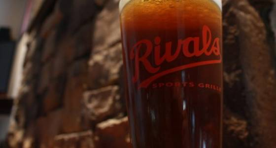 Rivals Sports Grille's 2nd collaboration ale to be released