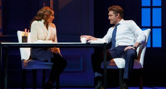 Staging of 'The Bodyguard' heads to Hippodrome