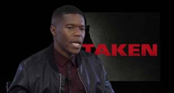 'Taken' star Gaius Charles talks about NBC's new show based on the movie