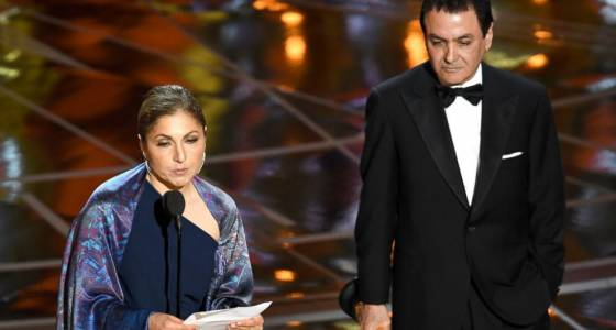 'The Salesman' wins very best foreign language Oscar