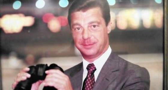 Tony Salvaro, Chicago-area harness track announcer, dies at 70