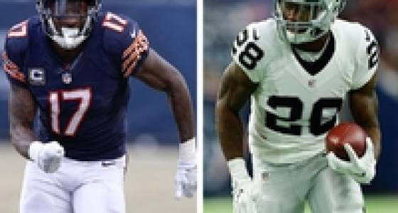 Top 30 fantasy football free agents of 2017