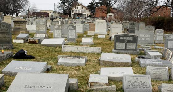 Trump 'Reverse' Anti-Semitism: President Casts Doubt On Recent Attack On Jewish Sites