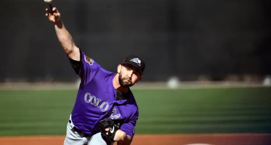 Tyler Chatwood, Jake McGee get early Rockies pitching calls; Jairo Diaz returns