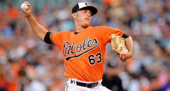 Tyler Wilson wasn't intimidated by the Tigers' imposing major league lineup