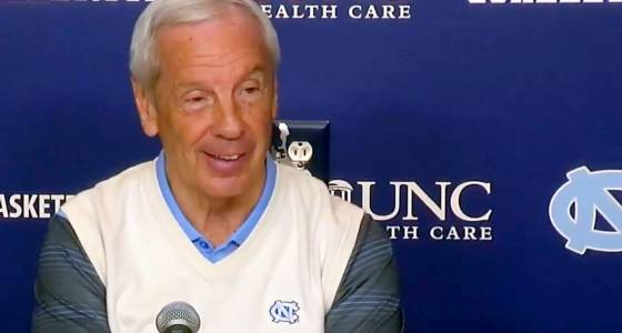 UNC's Roy Williams compares ACC coaches to mushrooms in the dark